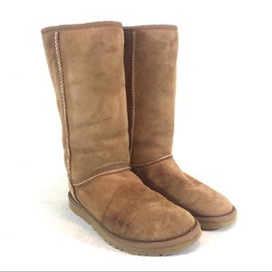 Ugg Classic Tall II Boot in Chestnut 6